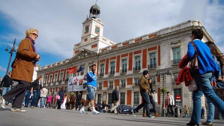 Cuatro detenidos en Coslada por robar dinero y móviles a turistas en el centro de Madrid