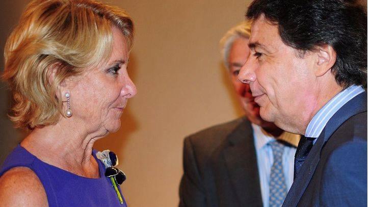Aguirre, la mujer que dimitió tres veces