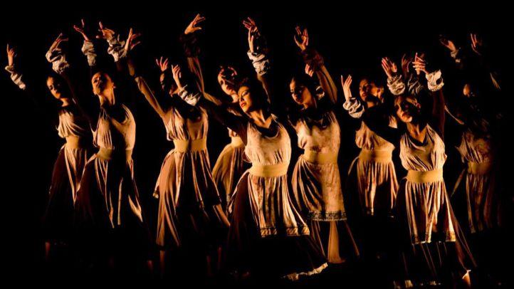 En el Día Internacional de la Danza en Conservatorio Superior de Danza de María de Ávila (Archivo)