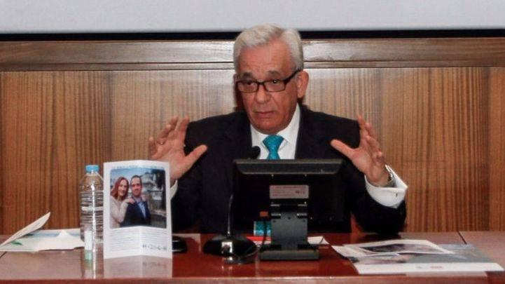 Sánchez Martos, en una imagen de archivo.