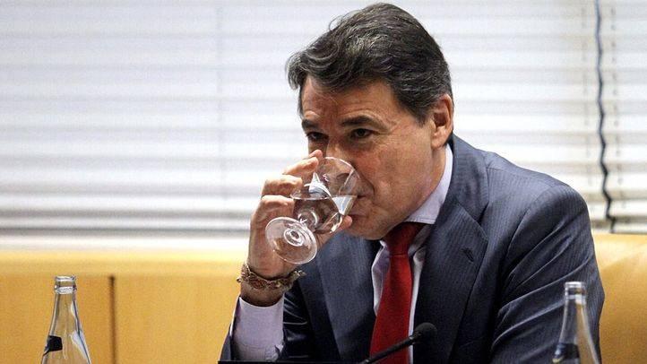 Ignacio González comparece en la comisión de investigación de la corrupción en la Asamblea de Madrid. (Archivo)
