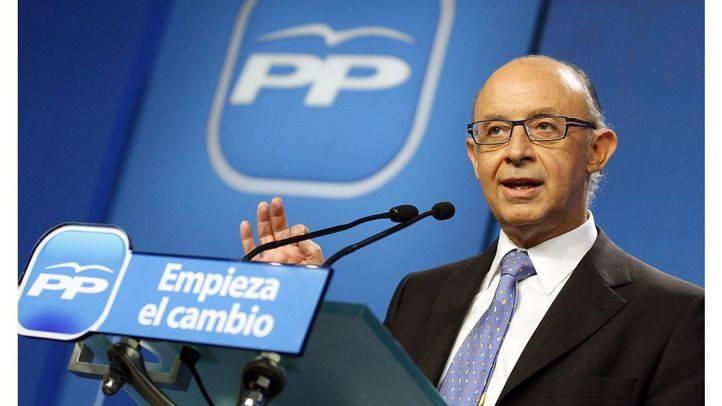 Anticorrupción se querella contra el despacho fundado por Montoro