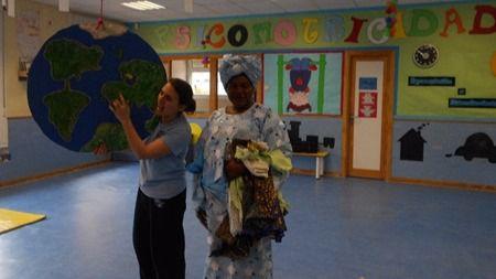 Una escuela infantil de Parla trabaja la interculturalidad con las familias