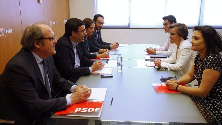 El PSOE trabajará de forma coordinada en todas sus instituciones para exigir responsabilidades al PP