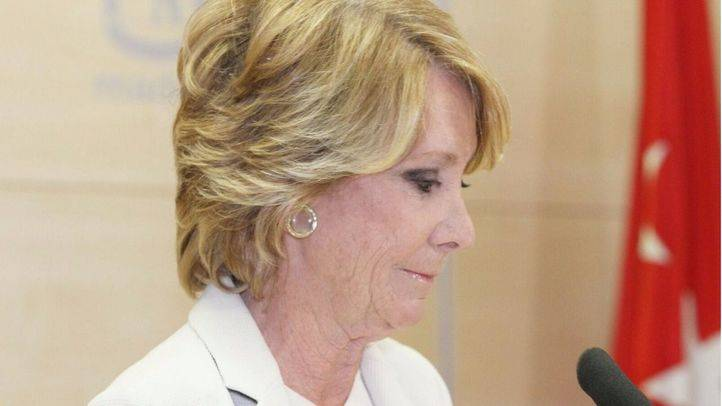 La Plataforma contra la Privatización del Canal pide imputar a Aguirre