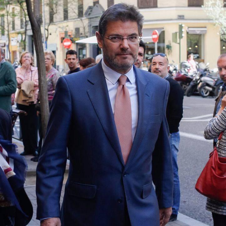 El SMS de Rafael Catalá a González: