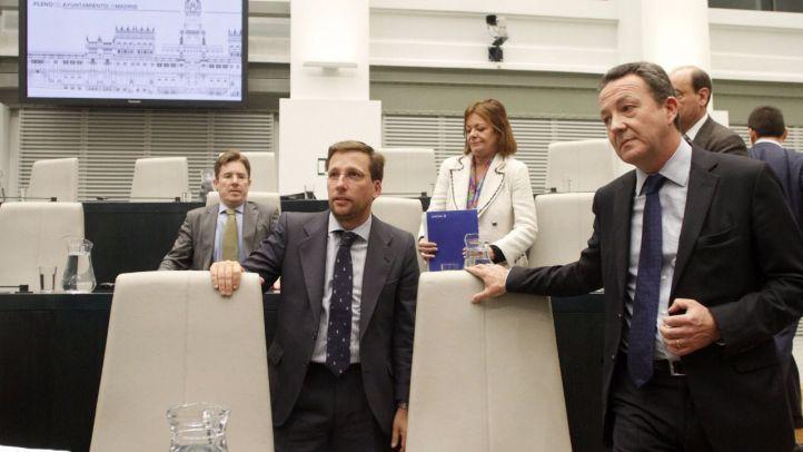 El PP votará el viernes el sustituto de Esperanza Aguirre