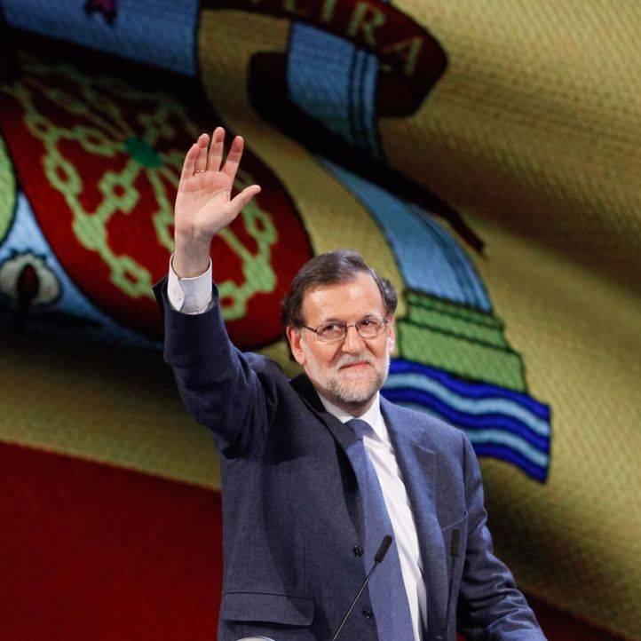 Rajoy dice que es