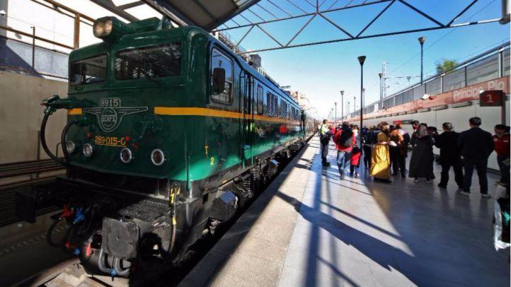El Tren de la Fresa incorpora nuevas rutas por Aranjuez
