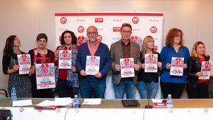 Los sindicatos llaman a la ciudadanía a salir a la calle el 1 de mayo para condenar la corrupción