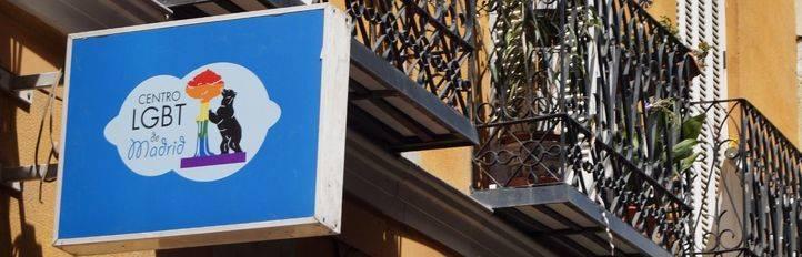 Abre sus puertas el centro LGTB de Madrid
