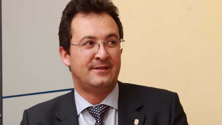 Jesús Gomez (PP) alcalde de Leganés