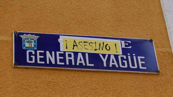 Los afectados por el cambio de las calles franquistas serán subvencionados por el Ayuntamiento