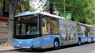 Línea especial de autobús a la Caja Mágica para los asistentes al máster de tenis de Madrid