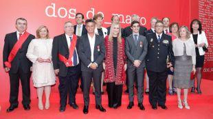Alejandro Sanz y Javier Fernández, galardonados por ser
