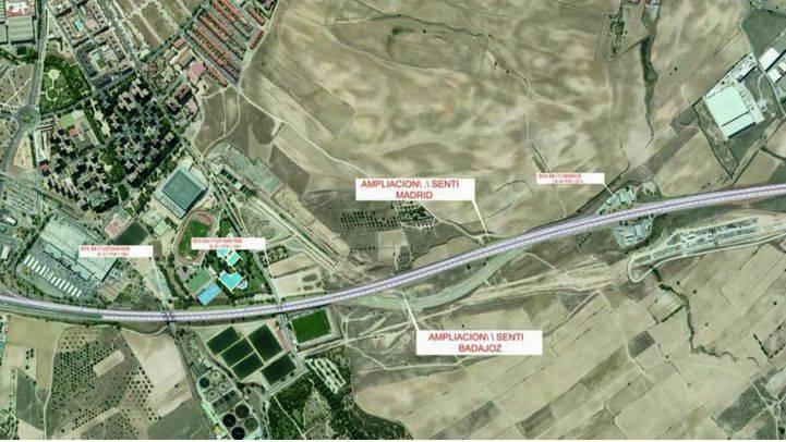 El peaje de la radial será gratuito durante las obras de la A-5 en Xanadú