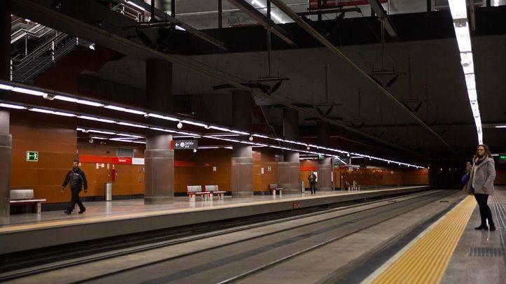 Estación de Cercanías. (Archivo)