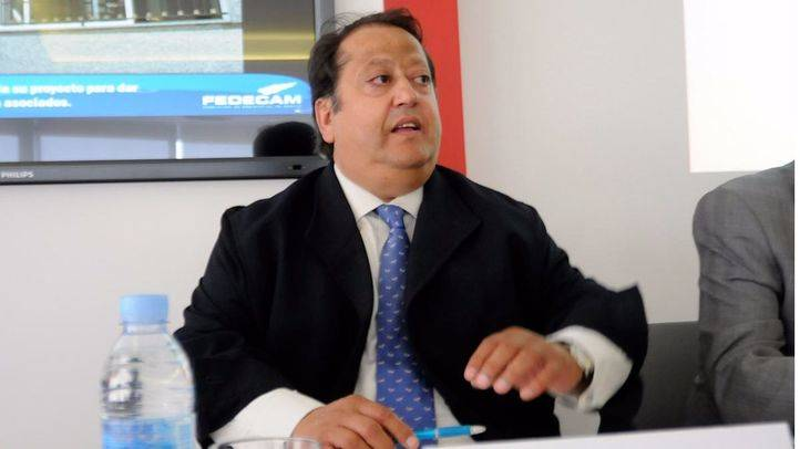 Alfonso Tezanos, presidente de CECOMA Y FEDECAM