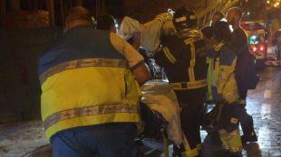 La Policía busca a los autores de un apuñalamiento en Tetuán
