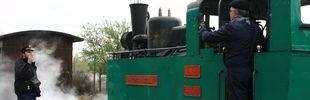 El Tren de vapor de Arganda pone en marcha un nuevo convoy