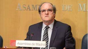 La Asamblea celebrará el pleno monográfico sobre el Canal el 11 de mayo