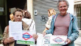 Vecinos de Carabanchel piden la prolongación de la línea 11 de Metro