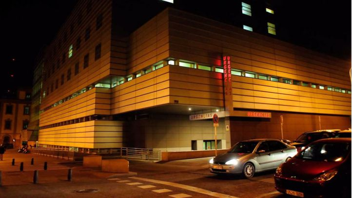 Urgencias del hospital La Maternidad de O'donell. (Archivo)