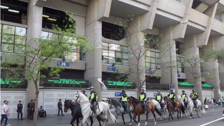 Detenido un hombre por vender entradas falsas para el Real Madrid-Atlético