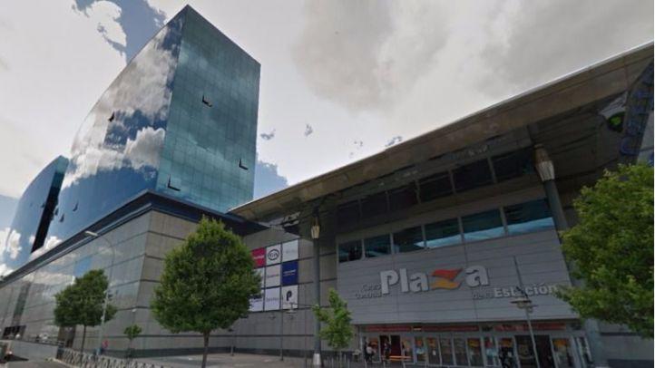 Centro Comecial Plaza de la Estación