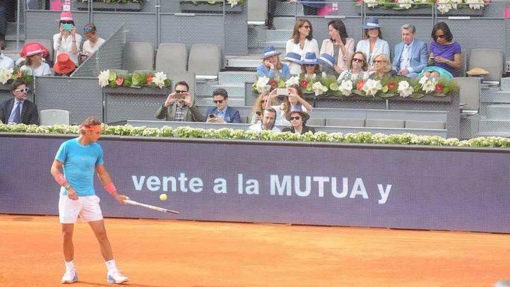 Madrid no rescindirá el contrato con el Open de Tenis