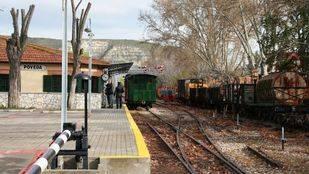 Libros, trenes y cine, entre los planes del 'finde'