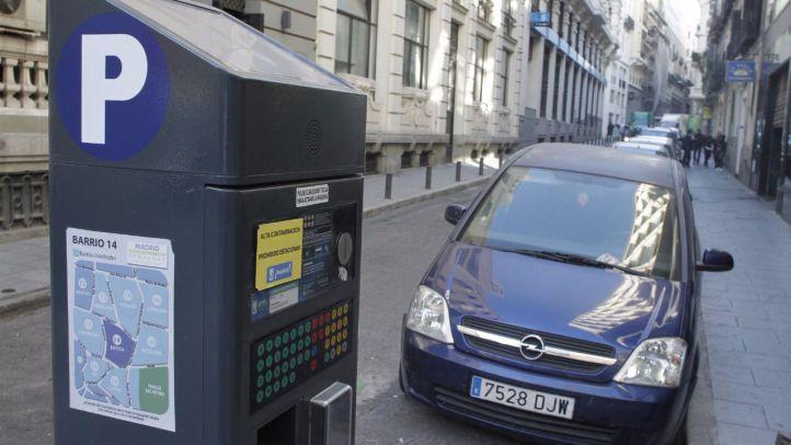El SER se pagará desde junio por el tiempo real de estacionamiento