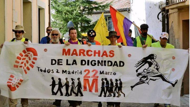 Las Marchas de la Dignidad de 2014