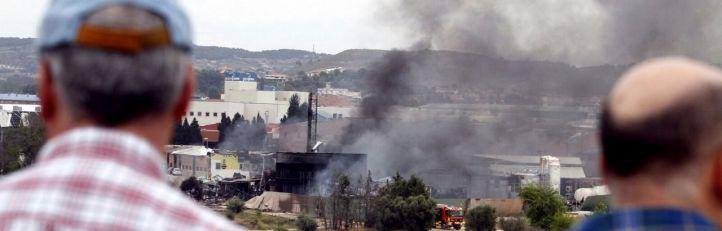Las mediciones del aire en Arganda detectan niveles tóxicos, pero sin riesgo para la salud