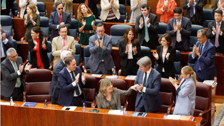 ¿Qué diputada del PSOE ha hecho posible que los presupuestos salgan adelante?