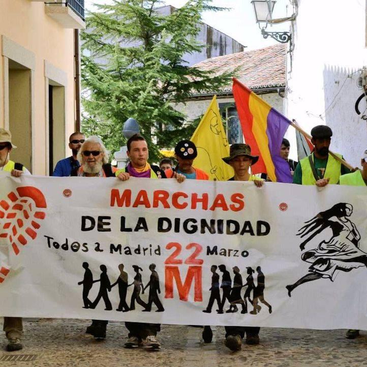 Las Marchas de la Dignidad vuelven a las calles el próximo 27 de mayo
