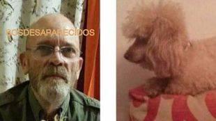 Desaparecido en Rivas