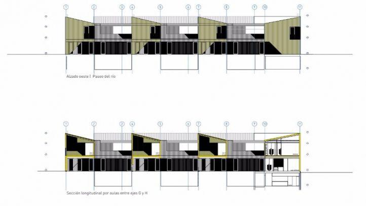 La nueva escuela infantil Manzanares tendrá aulas ecológicas y