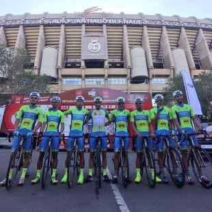 Óscar Sevilla se hace con la Vuelta a la Comunidad