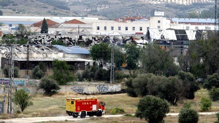 El Ayuntamiento de Arganda crea una comisión de seguimiento de los afectados por el incendio