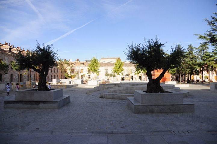 La venta de la Plaza de España de San Fernando podría reactivarse