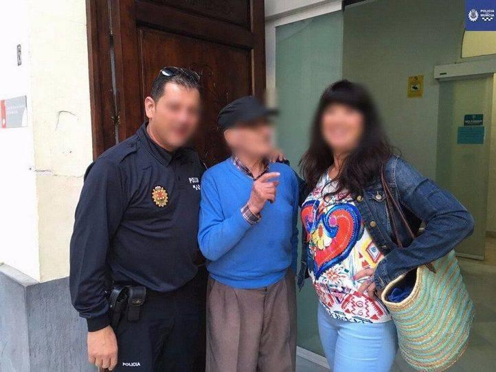 Localizado en Murcia un anciano que salió de su domicilio en Fuenlabrada para comprar vino