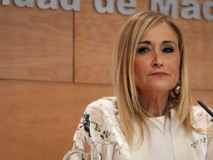 Rueda de prensa posterior al Consejo de Gobierno, en el que han comunicado los premiados de la Comunidad de Madrid, en la Real Casa de Correos.