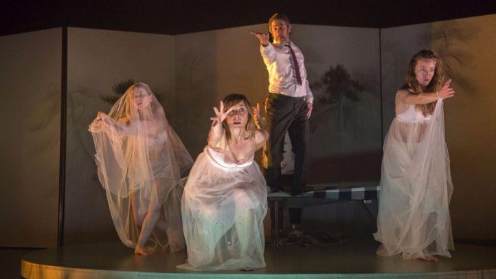 'Sueño': Andrés Lima reinterpreta a Shakespeare