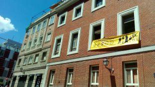 El Ayuntamiento evita el 'desalojo en caliente' de La Ingobernable