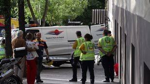 El juez investiga la muerte de los dos jóvenes en el barrio de Salamanca