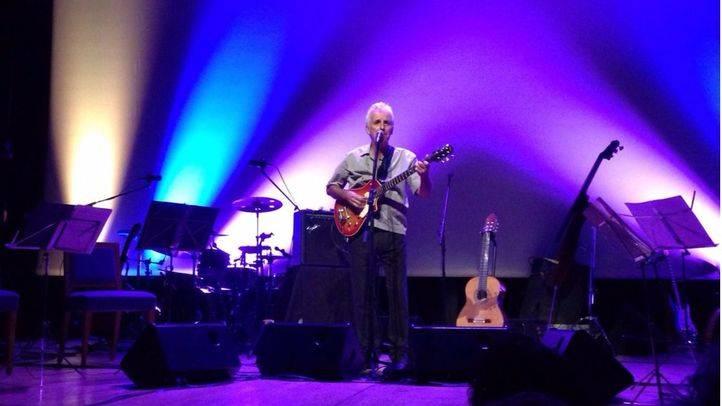 Kiko Veneno cancela su concierto en las fiestas de San Isidro por motivos de salud