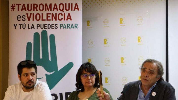 Hasta 120 organizaciones se manifestarán el sabado para abolir la tauromaquia