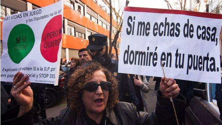 Los promotores de la ILP que garantice el derecho a la vivienda consiguen las 50.000 firmas necesarias