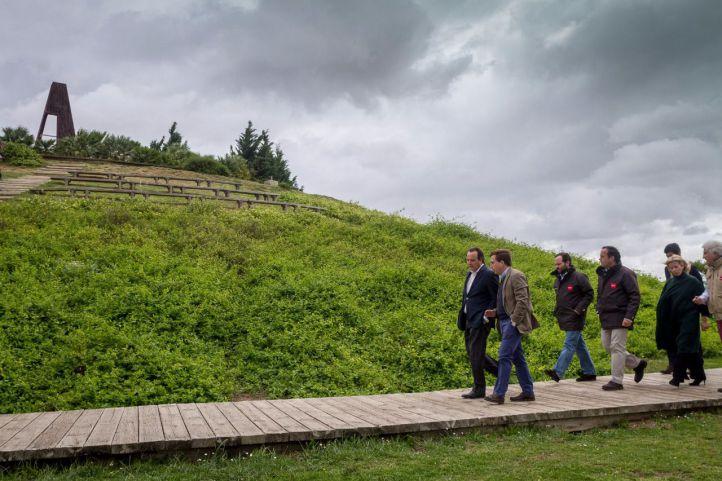 Cinco hectáreas más de parque para Valdebernardo